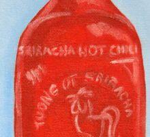 Siracha Sticker