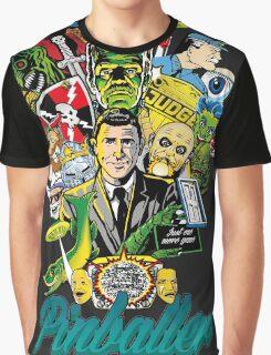 Pinballer Graphic T-Shirt
