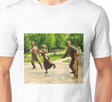 The Tuscarora Heroes Monument ~ Lewiston, NY Unisex T-Shirt