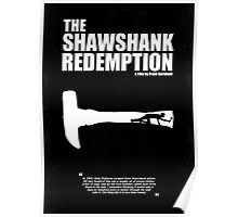 The Shawshank Redemption - A Minimal Movie Poster. A Film by Frank Darabont. Poster