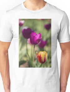 Study of Tulips Unisex T-Shirt
