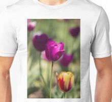 Study of Tulips Unisex T-Shirt