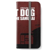 Ghost Dog - The Way of the Samurai iPhone Wallet/Case/Skin