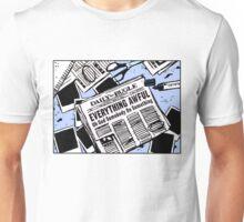 Everything Awful, Oh God Somebody Do Something Unisex T-Shirt