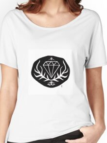 Shamanic Thang 2 (Diamond Antlers) Women's Relaxed Fit T-Shirt