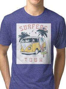 Surfers Tour Tri-blend T-Shirt
