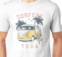 Surfers Tour Unisex T-Shirt