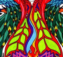 Untitled Psych Piece Sticker