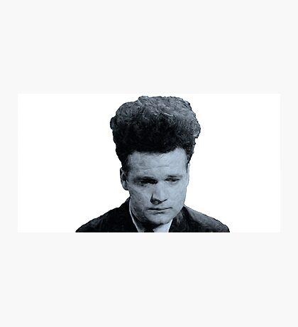 Henry - Eraserhead, David Lynch Fan Art Photographic Print
