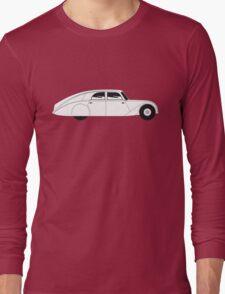 Sedan - vintage model of car Long Sleeve T-Shirt