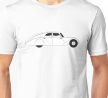 Sedan - vintage model of car Unisex T-Shirt