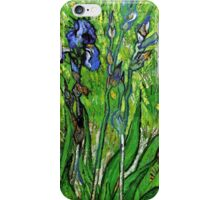 Vincent van Gogh - The Iris iPhone Case/Skin