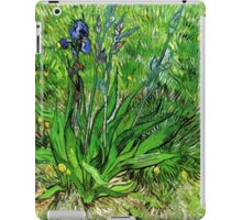 Vincent van Gogh - The Iris iPad Case/Skin