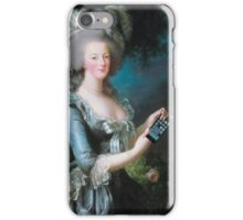 Marie Antoinette: call me on my new phone! iPhone Case/Skin