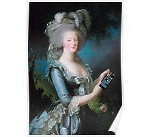 Marie Antoinette: call me on my new phone! Poster