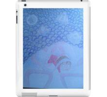 Ponyo with algae and jellyfish iPad Case/Skin