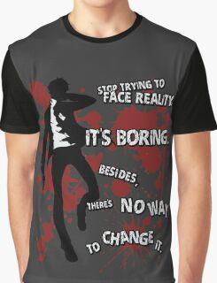Adachi, Tohru - Persona 4 Graphic T-Shirt