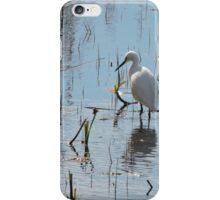Little Egret: Grace  iPhone Case/Skin