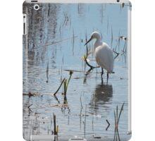 Little Egret: Grace  iPad Case/Skin