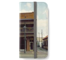 Commercial Building, Downtown Lafayette iPhone Wallet/Case/Skin