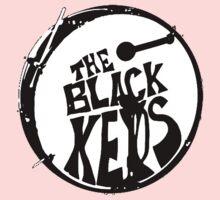 The Black Key Baby Tee