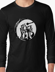 The Black Key Long Sleeve T-Shirt
