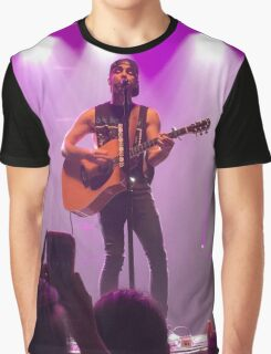 Alex Gaskarth (All Time Low)- #Bands Graphic T-Shirt