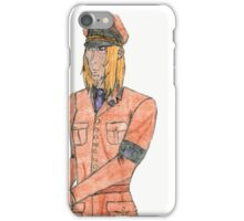 Colored Transformers Animated Blitzwing Holoform iPhone Case/Skin