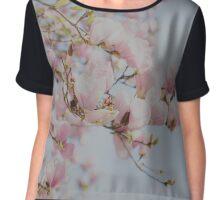 Magnolia Scent Chiffon Top