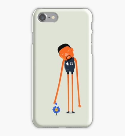 Kevin Durant da real MVP iPhone Case/Skin