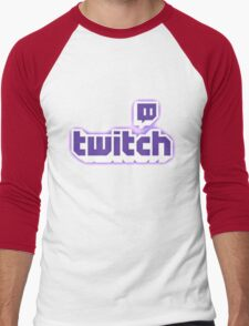 Inverted twitch Men's Baseball ¾ T-Shirt