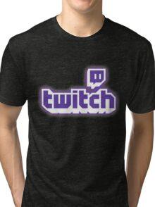 Inverted twitch Tri-blend T-Shirt