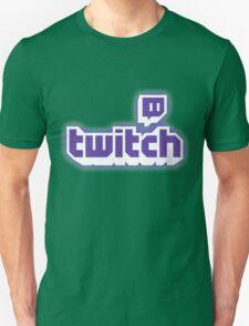 Inverted twitch Unisex T-Shirt