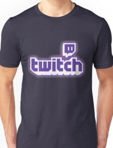 Inverted twitch Unisex T-Shirt