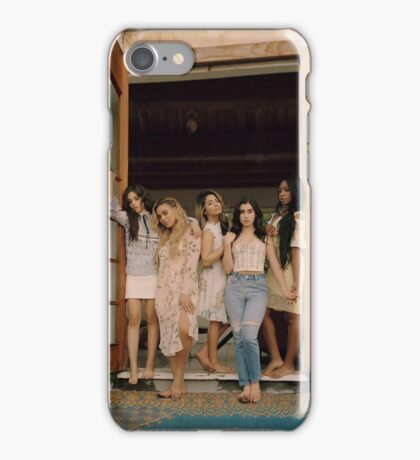 FIFTH HARMONY WONDERLAND iPhone Case/Skin
