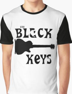 The Black Key Graphic T-Shirt