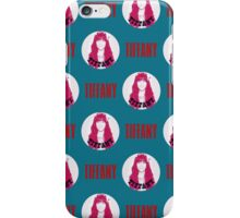 Girls' Generation Tiffany Love & Peace  iPhone Case/Skin