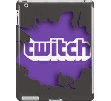 Twitch Smash iPad Case/Skin