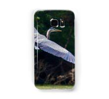 Great Heron Samsung Galaxy Case/Skin