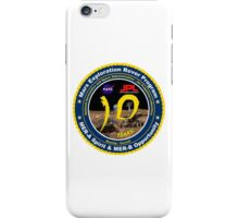 Mars Exploration Rover Mission (MER) @! 10 iPhone Case/Skin
