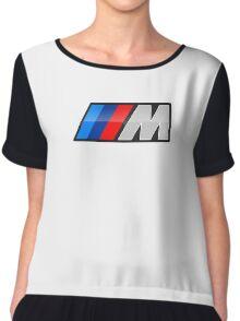 BMW M Chiffon Top
