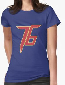 Soldier 76 Logo Womens Fitted T-Shirt