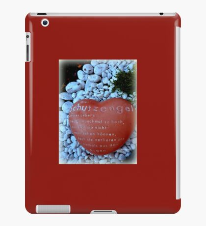 A Child Grew Wings  iPad Case/Skin