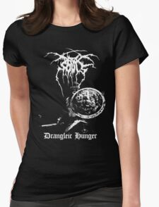 Drangleic Hunger Womens Fitted T-Shirt