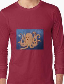 An Octopus's Dream Long Sleeve T-Shirt