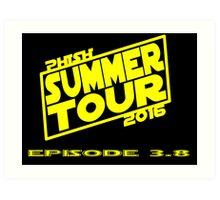 Phish Summer Tour 2016 Art Print