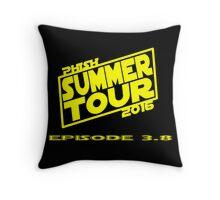Phish Summer Tour 2016 Throw Pillow