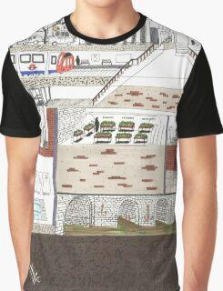 ORIGINAL SUBTERRANEAN LONDON Graphic T-Shirt