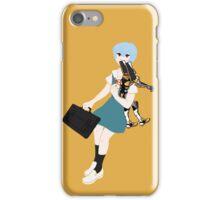 00 Rei Ayanami iPhone Case/Skin