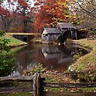 Mabry Mill by Kathy Weaver